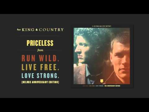 for KING & COUNTRY - Priceless (Official Audio)