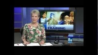 10/24/2012 8 News Now, KLAS-TV Ch. 8, Las Vegas, Oct. 24, 2012