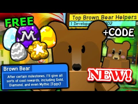 how to get bear bee for free