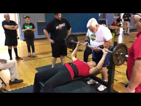 Jacksonville Forever Fit Games 2017 PowerLifting Event Women' Masters