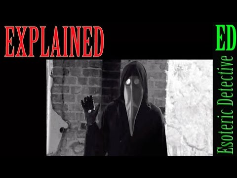 EXPLAINED: Plague Mask video COPYRIGHT OWNED BY MEDIA CONGLOMERATES; video likely HOAX