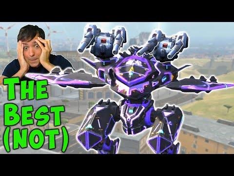 Best Ao Jun Ever LOOOL - Mk2 Tempest War Robots Gameplay WR