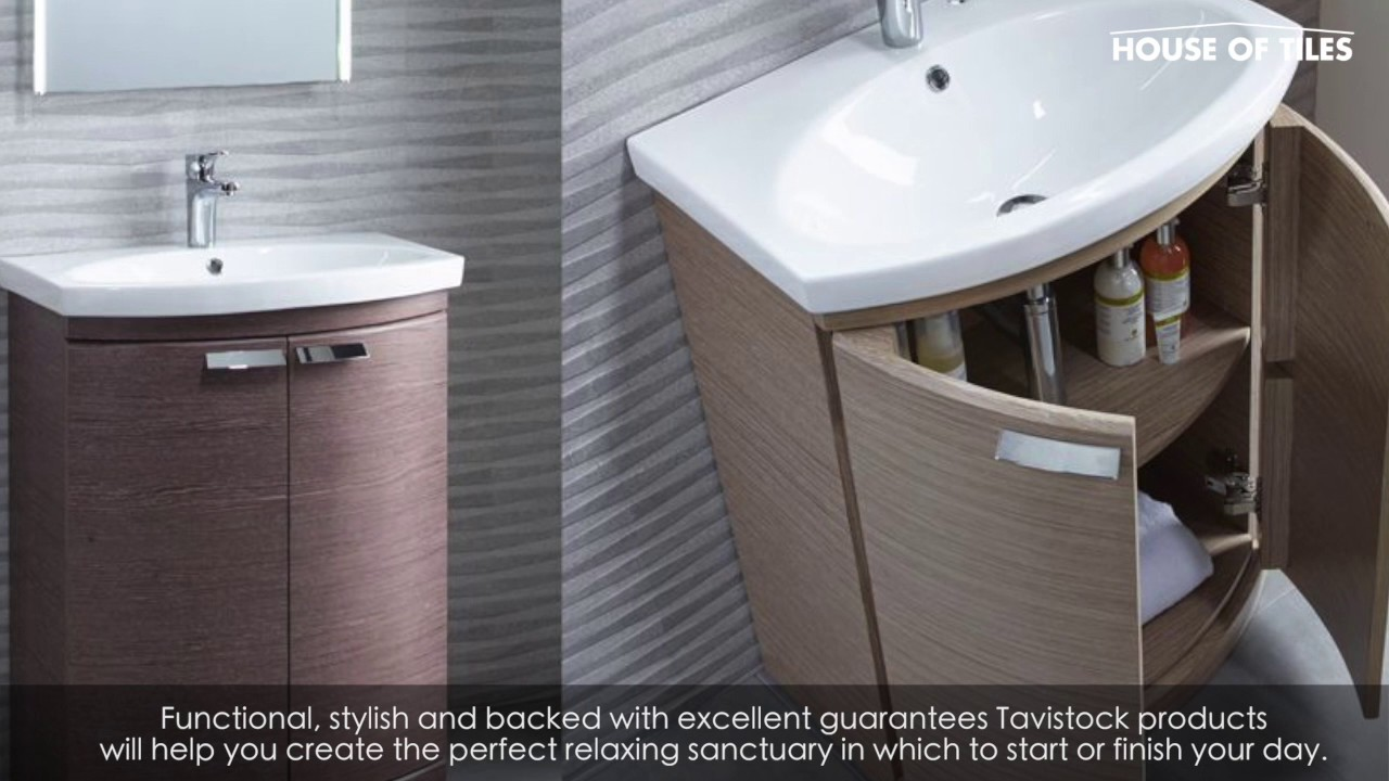 Tavistock Designer Bathroom Furniture