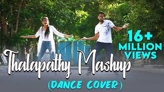 Thalapathy Mashup Dance Cover | Eniyan | Nandhini