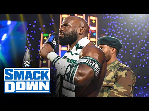 Apollo Crews demands an Intercontinental Title Rematch: SmackDown, March 5, 2021