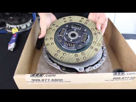 Clutch Masters FX200 Unboxing.