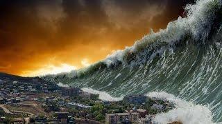 The Super Tsunami - Biggest Tsunami In History Caught On Tape