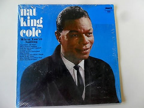 Nat King Cole - 1967  When You're Smiling - Tell Me All About Yourself   /Pickwick