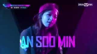 UNPRETTY RAPSTAR 2 - An Soo Min [ season 2 teaser ]