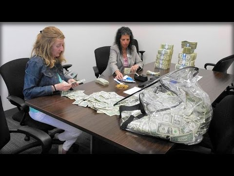 IRATE MCHENRY COUNTY RESIDENTS USE $1 BILLS TO PAY PROPERTY TAXES