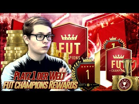 PLATZ 1 DER WELT 40-0 TOP 100 REWARDS!! 😱😍🔥 FIFA 18 Fut Champions 😱 Pack Opening