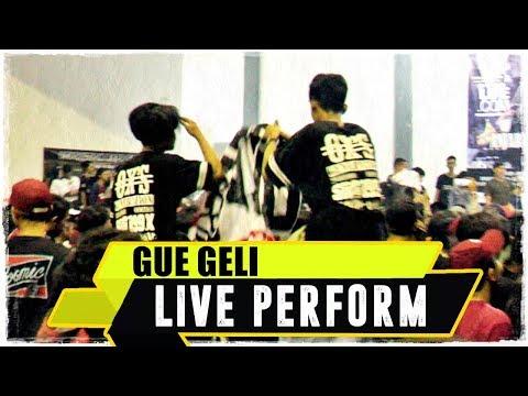 ANJAR OX'S - Gue Geli ( Live Perform )