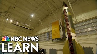 NBC News Learn: WWII: V-2 Rocket thumbnail