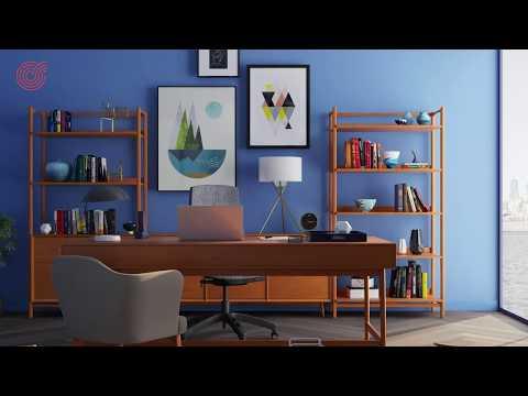 29 İlham Verici & Şık Home Ofis Dekorasyon Fikirleri - SNT Life