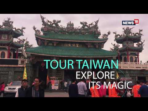 Taiwan Vacation Travel Guide: Best Tourist Attractions, Things to Do