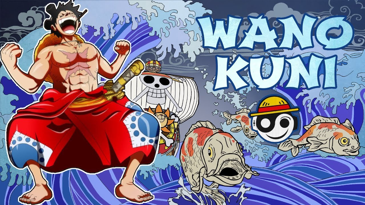 One Piece On The Road To Wano Kuni Theme Cover Hq Styzmask