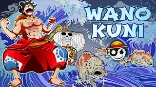 One Piece - On the road to Wano Kuni Theme Cover (HQ)[Styzmask]