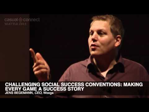 Challenging Social Success Conventions: Making Every Game a Success Story | Jens BEGEMANN