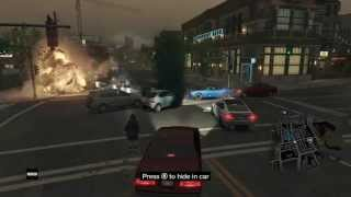 Watch Dogs: Car Crash TV: episode 2