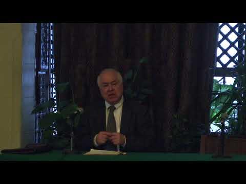 """Islam's Exposure to Modernity"" by Dr. Bassam Tibi"