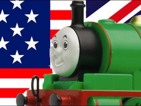 Hornby Percy vs Bachmann Percy : Thomas & Friends Range UK vs USA!!!