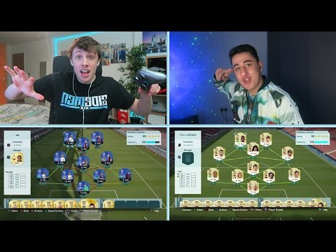 EXTREME FORFEIT SEARCH AND DISCARD!! - FIFA 16