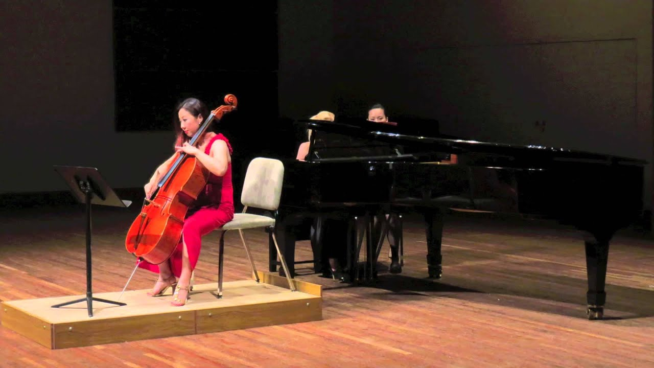 Brahms Addiction Brahms Cello Sonata No 2 in F major Op 99 2nd mvt (Live)