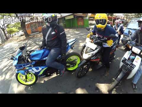 MAHARDIKA MOTOVLOG MAIN KE MALANG   MOTOVLOG INDONESIA