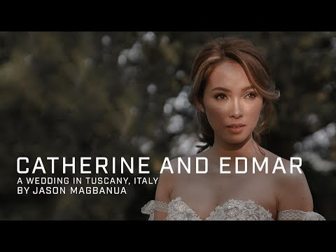 Catherine and Edmar:  A Wedding in Tuscany