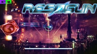 """Resogun Gameplay"" New Arcade Shooter on the PS4? ""Playstation Plus""""Free Game"""