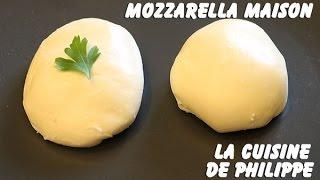 Mozzarella maison