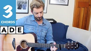 EASY 3 Chord Song #6 Common People (Pulp) Play 10 guitar songs with 3 EASY chords