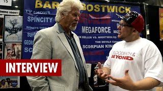 Barry Bostwick Interview - Scare-A-Con 2015