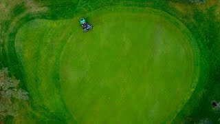 Maquinaria de golf y deportes   John Deere ES