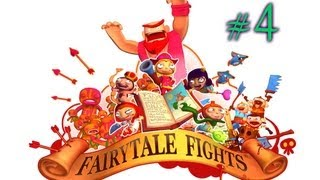Fairytale Fights Let´s Play HD coop parte 4