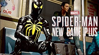 Spider-Man PS4 - New Game Plus Release Window Revealed!