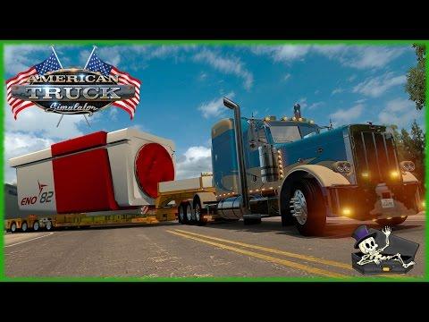 American Truck Simulator  389  Heavy Haulin