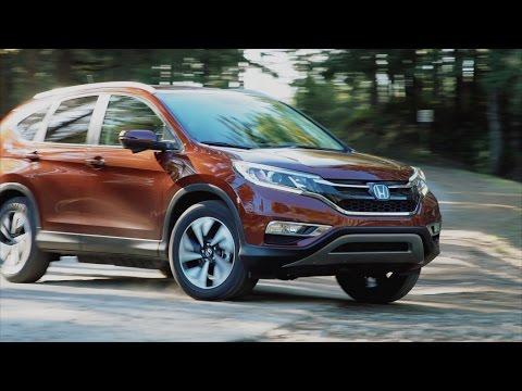 2015 Honda CR-V Review - AutoNation