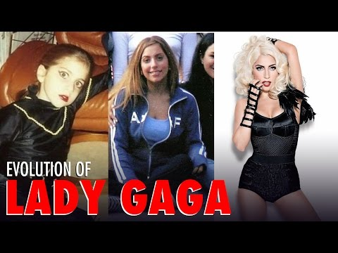 Lady Gaga: Her Life Story
