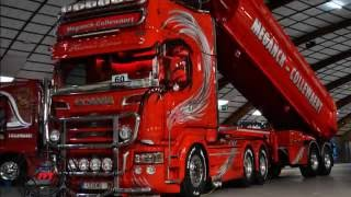 the legend scania r500 v8 meganck collewaert
