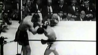 1951-10-26 Joe Louis vs Rocky Marciano