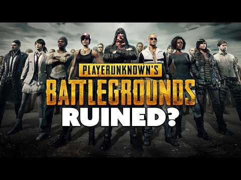 PlayerUnknown's Battlegrounds RUINED? - The Know Game News