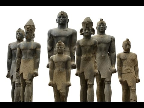 The Black Pharaohs Nubian Pharaohs of Ancient Egypt