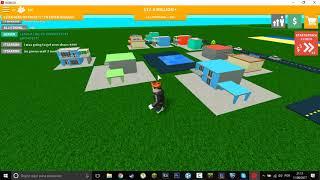 Roblox: City Architect - Build a City! - A CIDADE ESTA ALMENTÃNDO!! #2