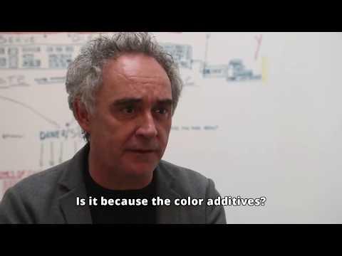 Interview with Ferran Adrià