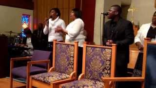 "AFC Praise Team. ""Let the Glory of The Lord rise among us!"""