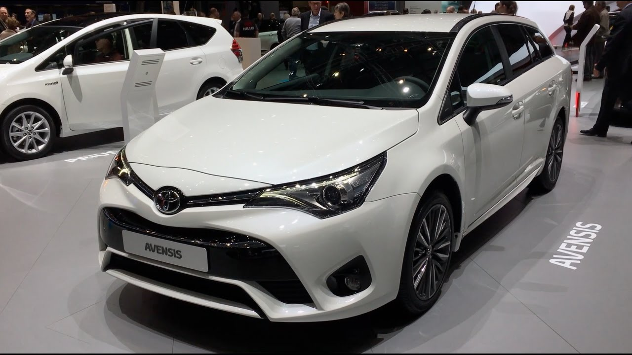 toyota avensis touring sports 2017 in detail review walkaround interior exterior youtube. Black Bedroom Furniture Sets. Home Design Ideas