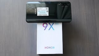 Обзор Honor 9X Pro (версия с Kirin 810)