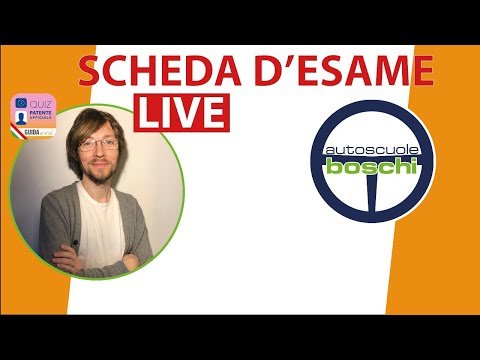 ESAME DI GUIDA: PRIMA FASE - ESTERNO AUTOVETTURA from YouTube · Duration:  11 minutes 38 seconds