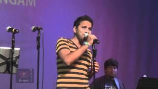 Karthik Music Experience, Karthik sings Enakkoru Girlfriend Venumadaa